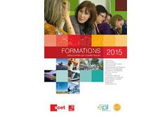 Le catalogue formation 2015 est disponible
