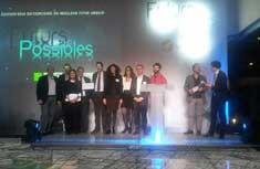 Futurs Possibles 2014, concours du meilleur futur urbain : le palmarès