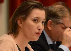 Alexandra Schalk-Petitot élue présidente de la Fédération Auvergne Centre Limousin