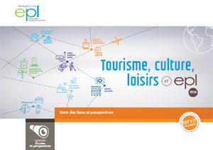 Nouvelle étude sur les Epl Tourisme, culture, loisirs