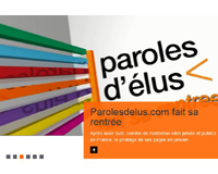 Parolesdelus.com fait sa rentrée