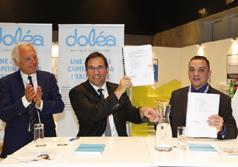 La ville de Dole confie ses services d'eau et d'assainissement aux premières SemOp