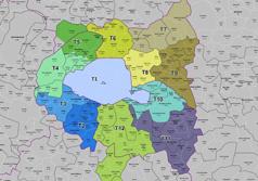 Fiscalité de l'immobilier d'entreprises d'Ile-de-France : zonage et tarifs de la RCBCE enfin ajustés