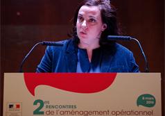 Emmanuelle Cosse lance la 2e année du Réseau national des aménageurs