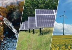 Eau et énergies renouvelables : vos territoires ont de la ressource !