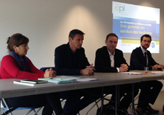 L'union régionale des DGS de Franche Comté séduite par les Epl