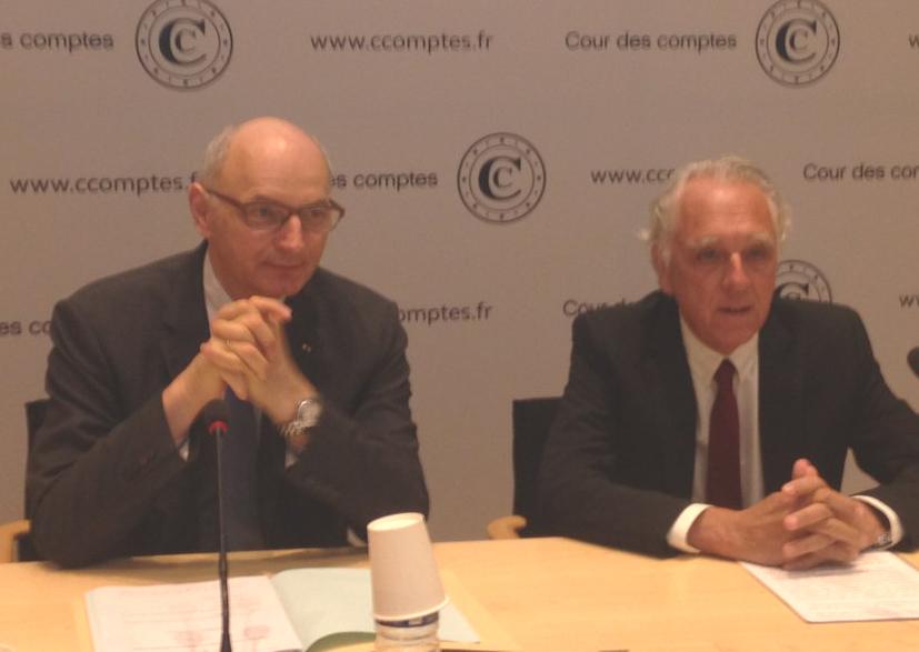 Didier Migaud : ''Les Epl contribuent à la rationalisation des politiques territoriales''