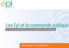 Commande publique : les Epl ont bonne presse