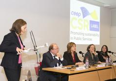 Les Epl européennes se mobilisent autour de la RSE