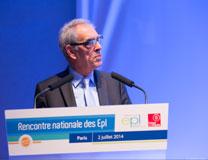Henri Emmanuelli : les Epl pour conviction