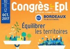 Congrès des Epl 2017 : un cru tout en équilibre
