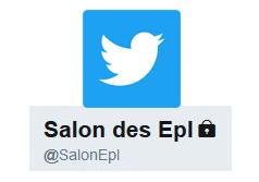 Le Salon des Epl reçoit sur Twitter
