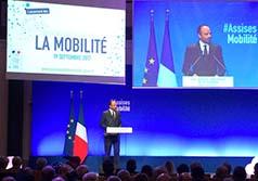Une loi pour la mobilité en 2018