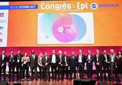 Les Trophées des Epl 2017 récompensent les territoires