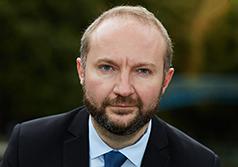 Le sénateur Julien Bargeton entre au Conseil d'administration