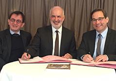 Inrap-FedEpl : partenariat renouvelé