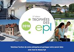 Le concours des Trophées des Epl 2018 est lancé