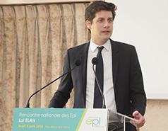 Julien Denormandie : ''Il faut encore travailler le texte de la loi ELAN dans les 2 mois à venir''