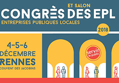 En congrès national à Rennes, les Epl affichent leur capacité d'innovation