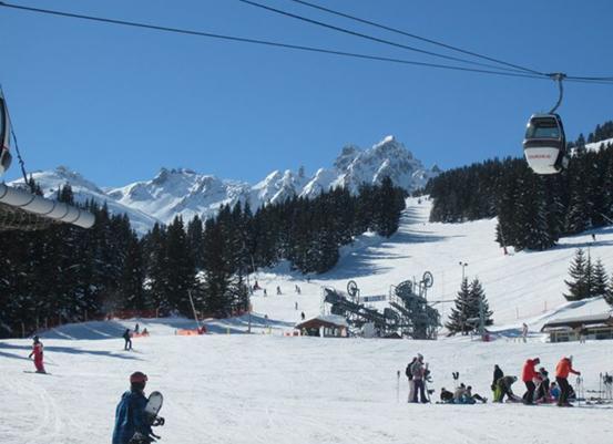 Les Trois Vallées traquent le skieur