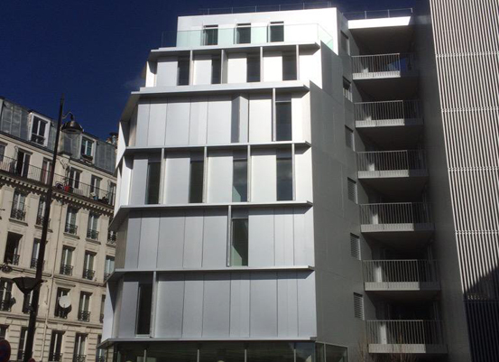 37 rue de l�Orillon, nouvelle star des podiums d�architecture