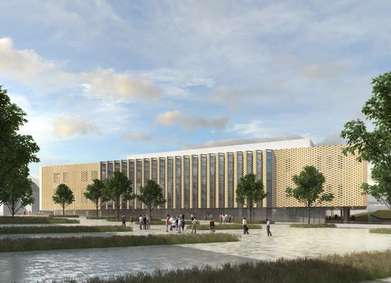 Un centre de congr�s pour se faire une nouvelle id�e de Metz