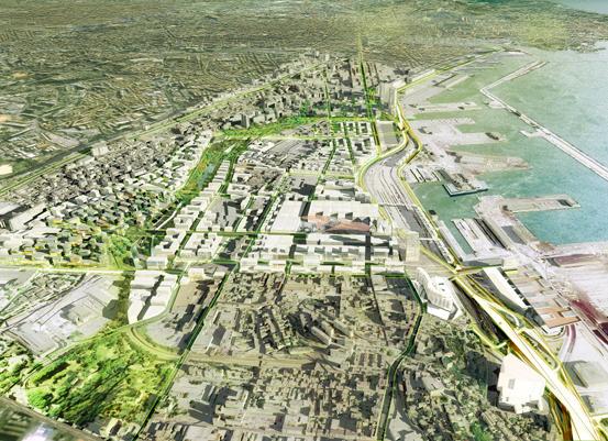 Euroméditerranée, le renouvellement urbain XXL à Marseille