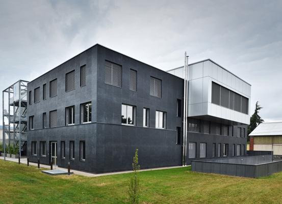 CNFPT Auvergne : la ''maison passive'' active les économies d'énergie