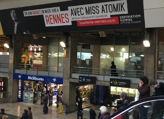 Pour promouvoir son territoire, Destination Rennes passe par le digital