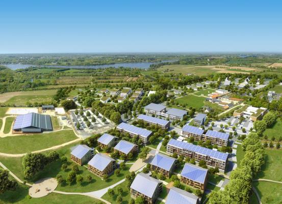 La plus importante opération de logements certifiés Passivhaus en France