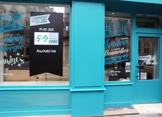 La Semaest propose un ''test'' aux commerçants parisiens