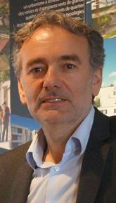 ''À ce redéploiement géographique s'ajoute la nécessité d'une présence sur de nouveaux métiers : TIC, éco-quartiers, silver économie'' Thierry Boucher, directeur général de Viaterra. ©DR
