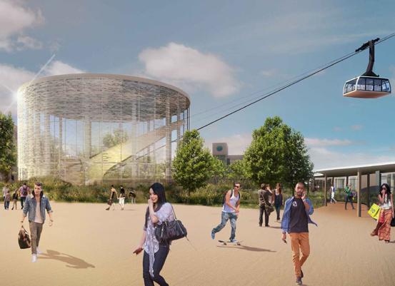 À Orléans, l'avenir - solide - d'Interive tient à un câble !