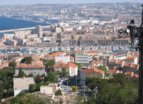 Et Marseille se découvrit métropole