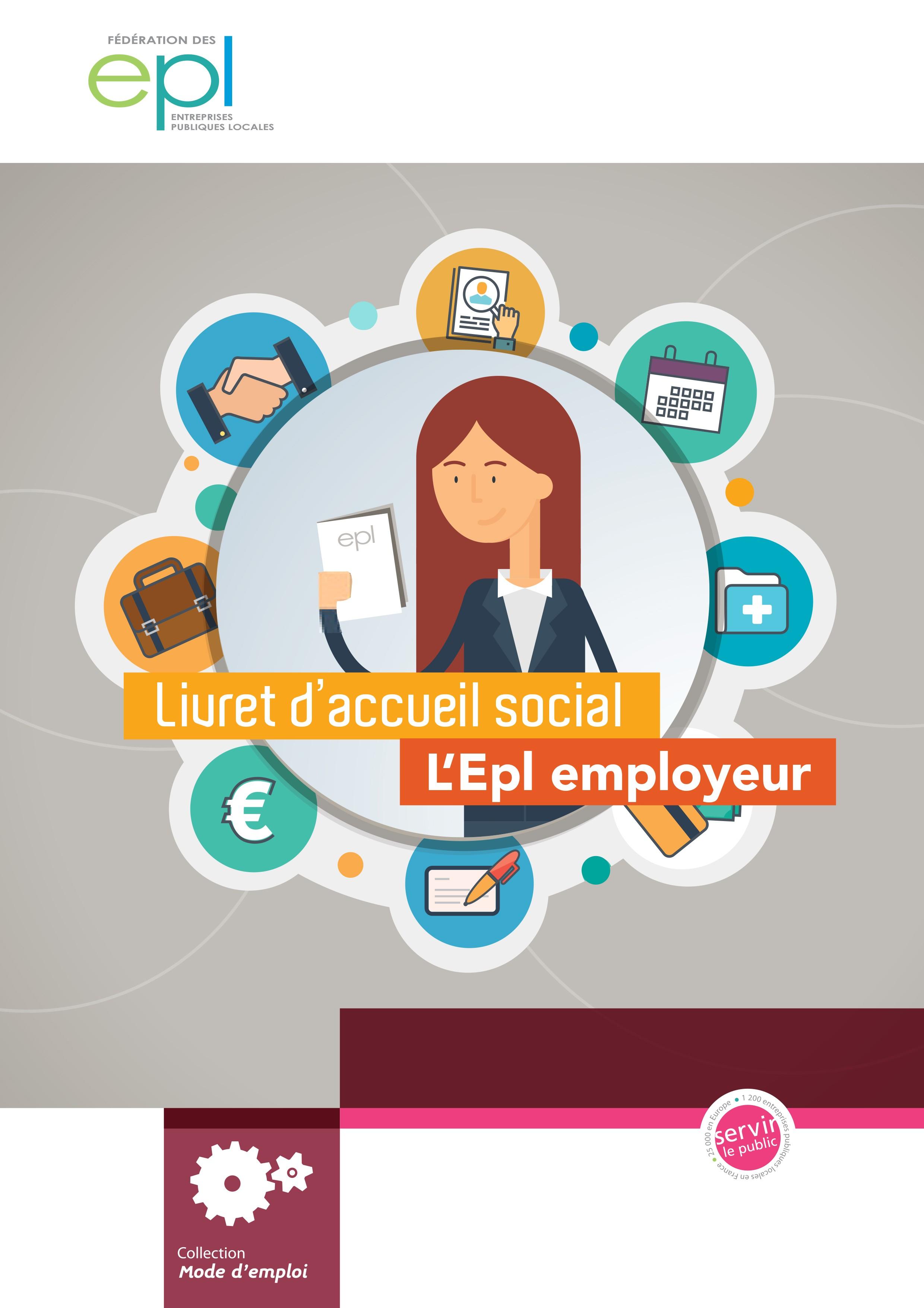 Livret d'accueil social  l'Epl employeur