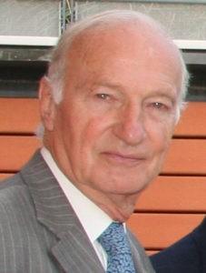 Jacques Boyon, président d'honneur de la Fédération des Epl, en 2008. Photo ©FedEpl