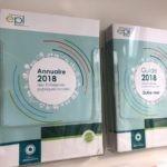 L'annuaire 2018 est disponible au tarif de 200 euros, gratuit pour les adhérents et partenaires. Photo FedEpl
