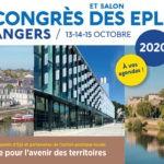 Prochain congrès à Angers les 13-14-15 octobre 2019