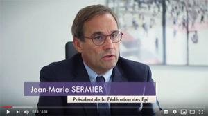 Jean-Marie Sermier revient sur l'actualité du mouvement des entreprises publiques locales en 2019