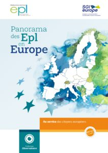 Panorama des Entreprises publiques locales en Europe
