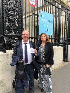SGI Europe rencontre Clément Beaune, Secrétaire d'Etat chargé des Affaires européennes